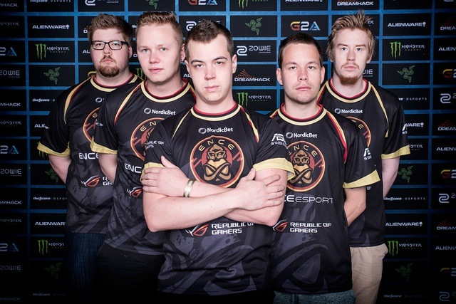 Finnish CS:GO player Juho 'juho' Lampinen leaves Team ENCE