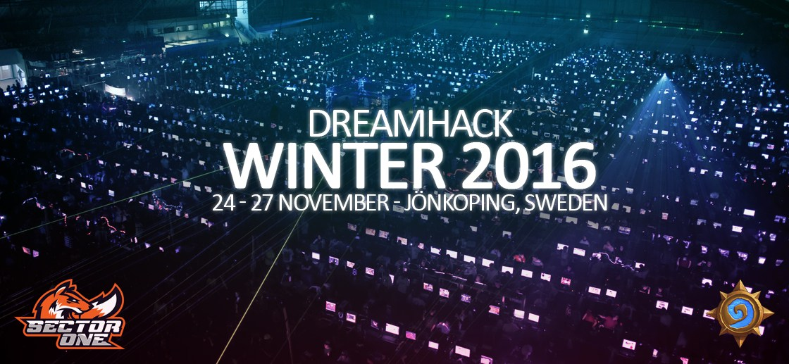 Dreamhack Winter Groups announced