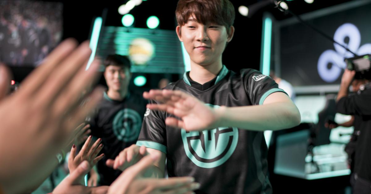 Reignover to join Team Liquid, Dardoch departs