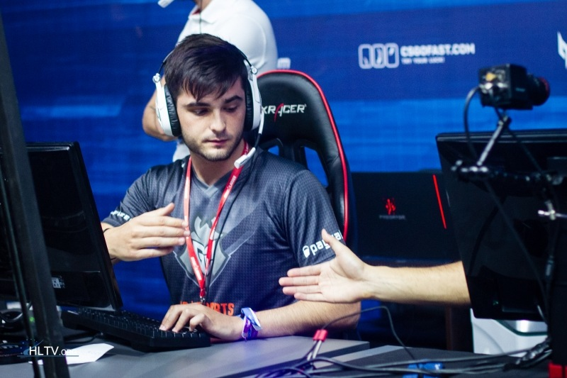 Shox is ready to play Competitive CSGO, almost