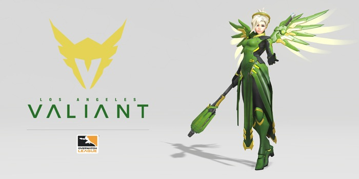 Los Angeles Valiant announce their last player, Izayaki