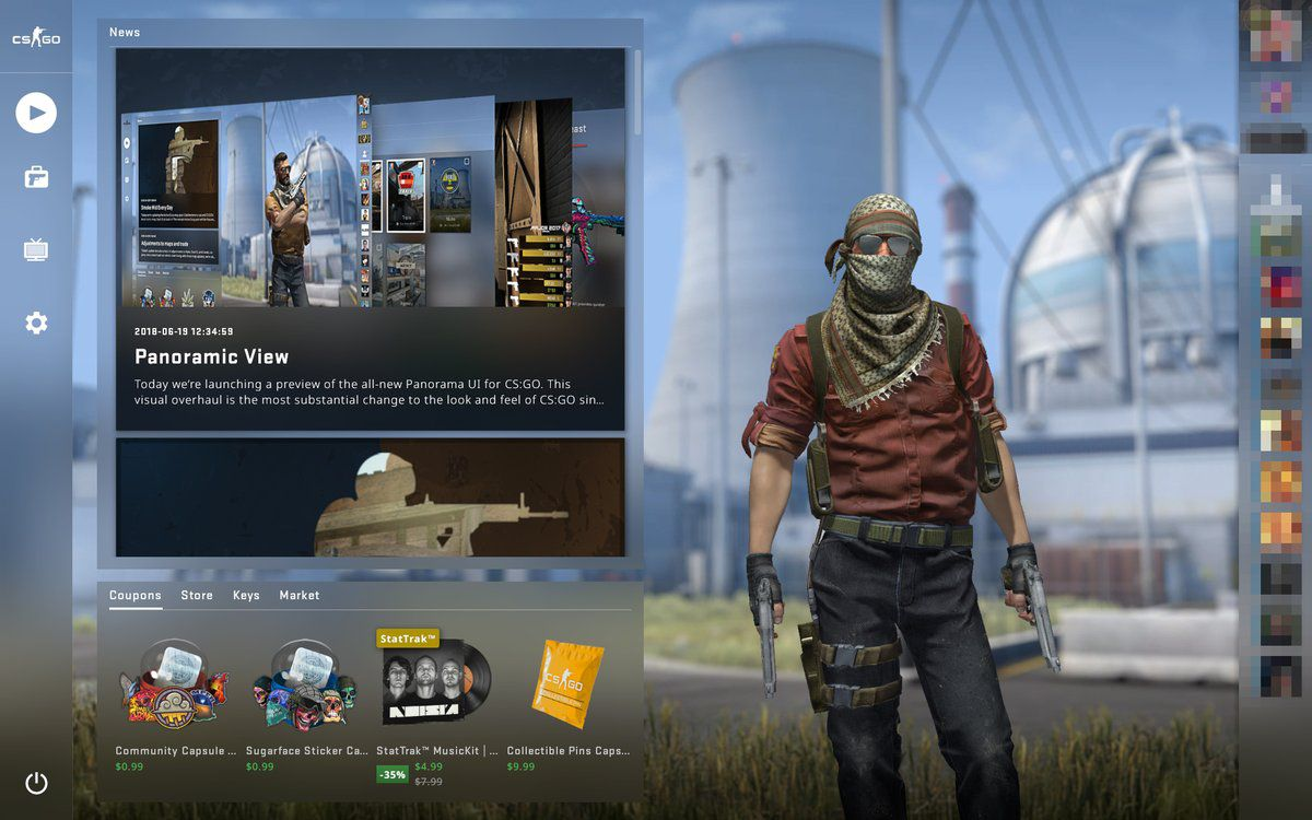 what level do you have to be to play competitive cs go 2018