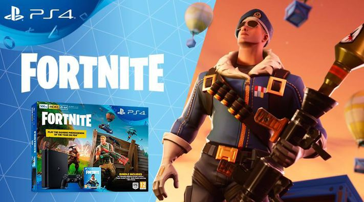 Sony announces cross-platform play Beta on PlayStation starting with Fortnite