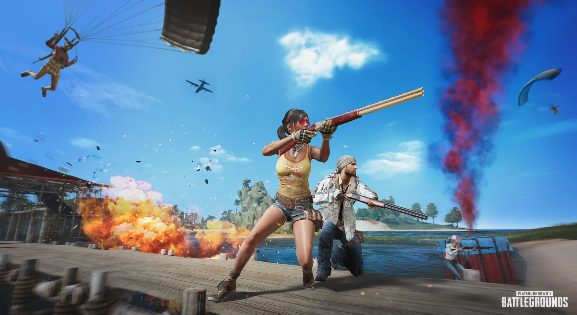 Pubg Sanhok Wallpaper 4k: FaceIT Officially Launches PUBG On Its Platform
