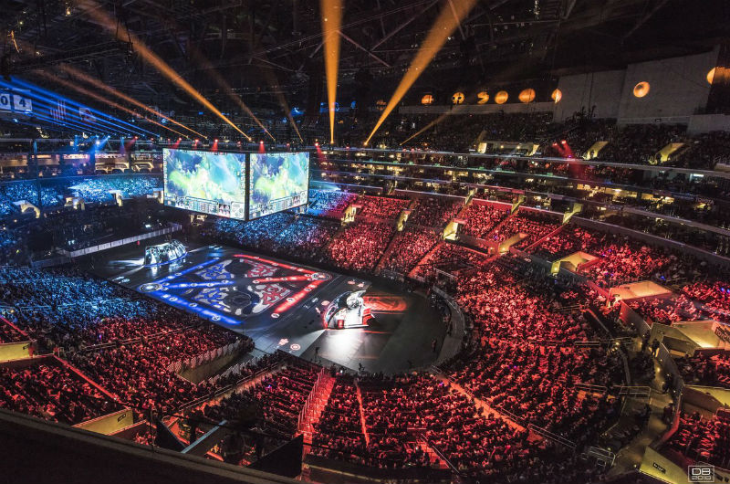 It is time for organisations to step up their management and security at esports events.