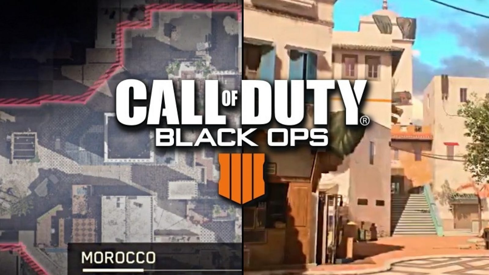 Treyarch studio reveals a 12th map for Call of Duty Black Ops 4, Morocco.