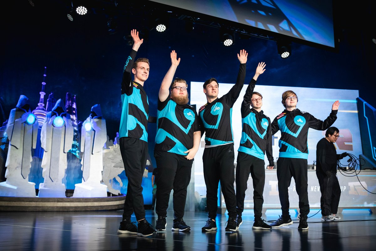 Cloud9 survive the Group Stage at Worlds 2018; former Champions Gen.G eliminated.