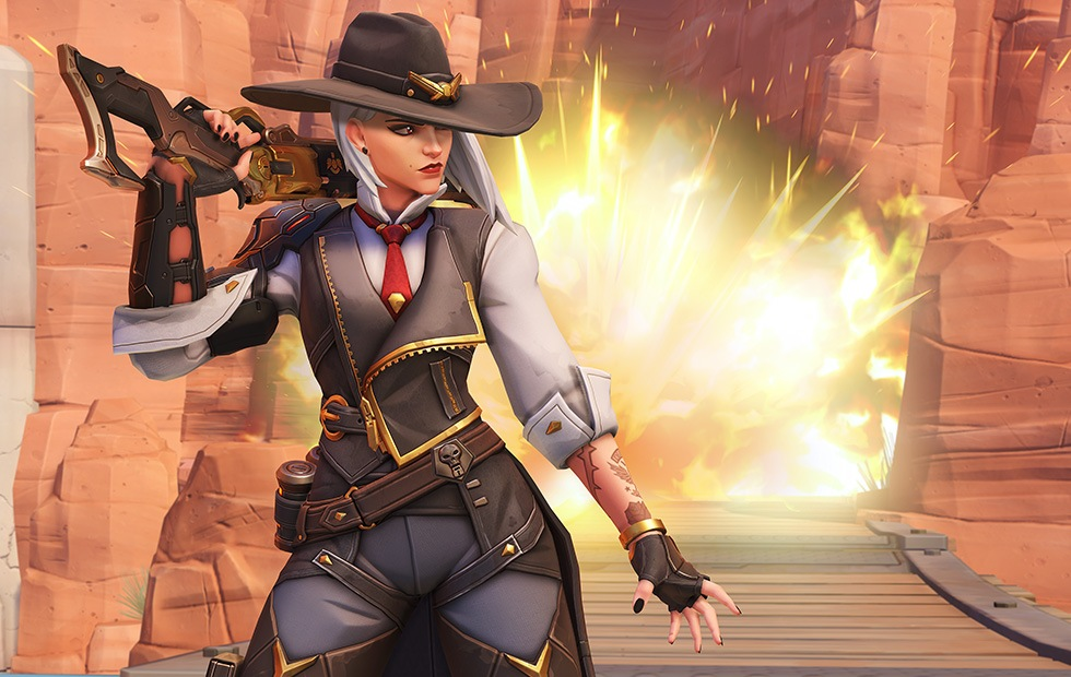 Ashe is the new Overwatch hero while Echo might make a comeback to Overwatch in the future.