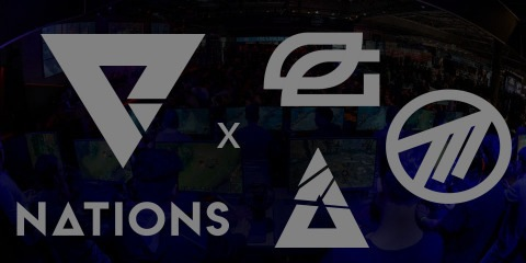 We are Nations expands its footprint in esports with merchandising deals with Optic, Method and Blast Pro Series.