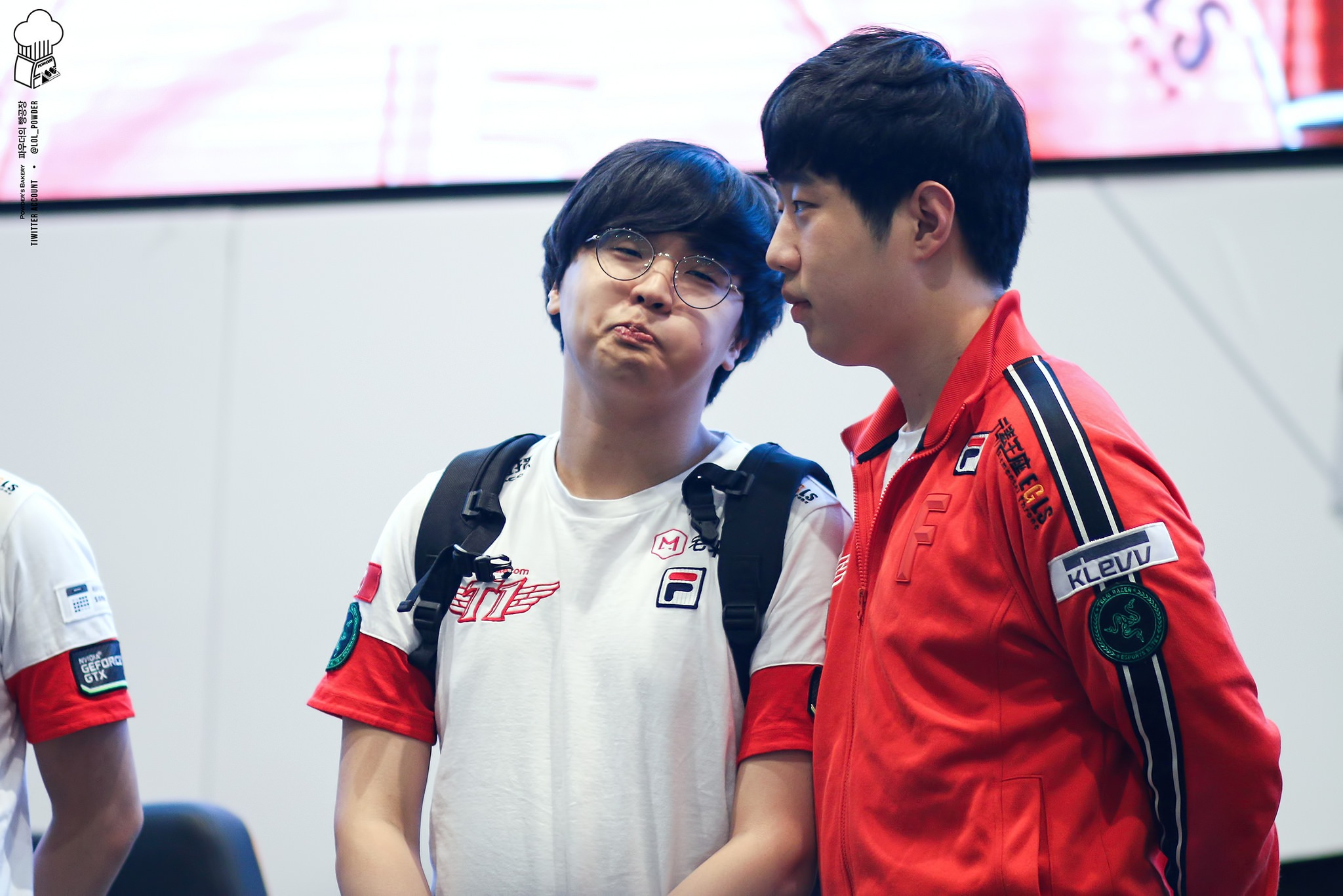 Benji and Duke leave SK Telecom T1