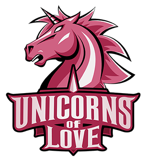 Move no longer a part of Unicorns of Love