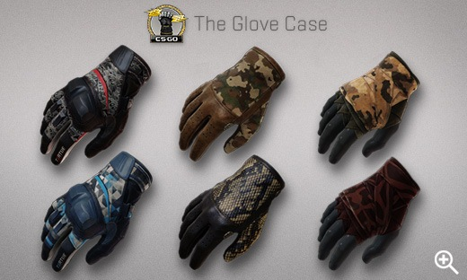 Valve introduces Glove Skins for CS:GO in latest update