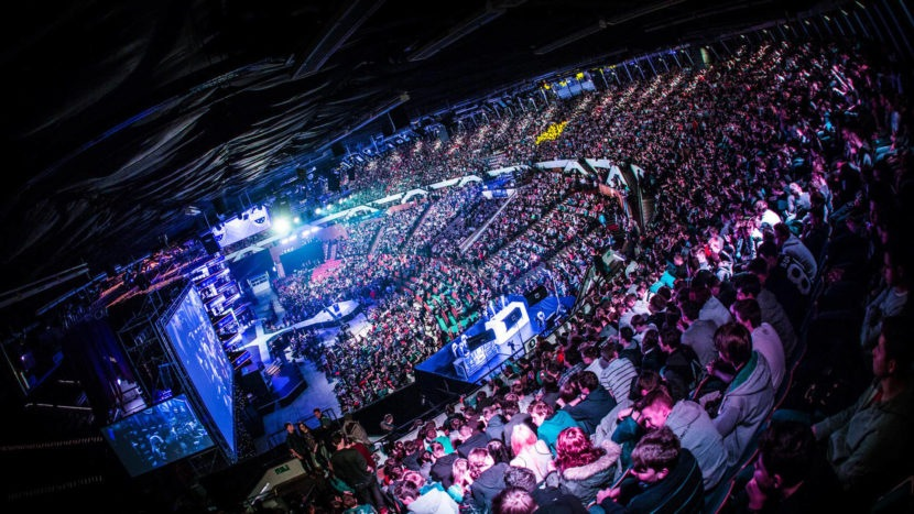 eSports industry inching closer and closer to becoming mainstream