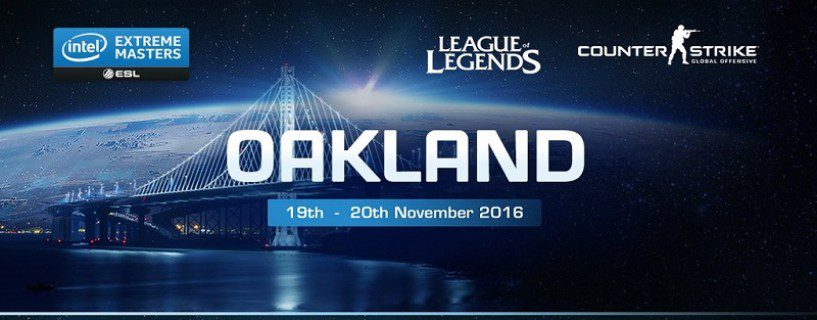 IEM Oakland 2016 – League of Legends Quarterfinals