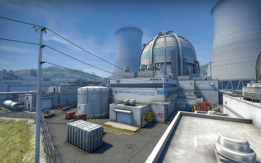 New update for CSGO adds changes to Nuke and several audio changes