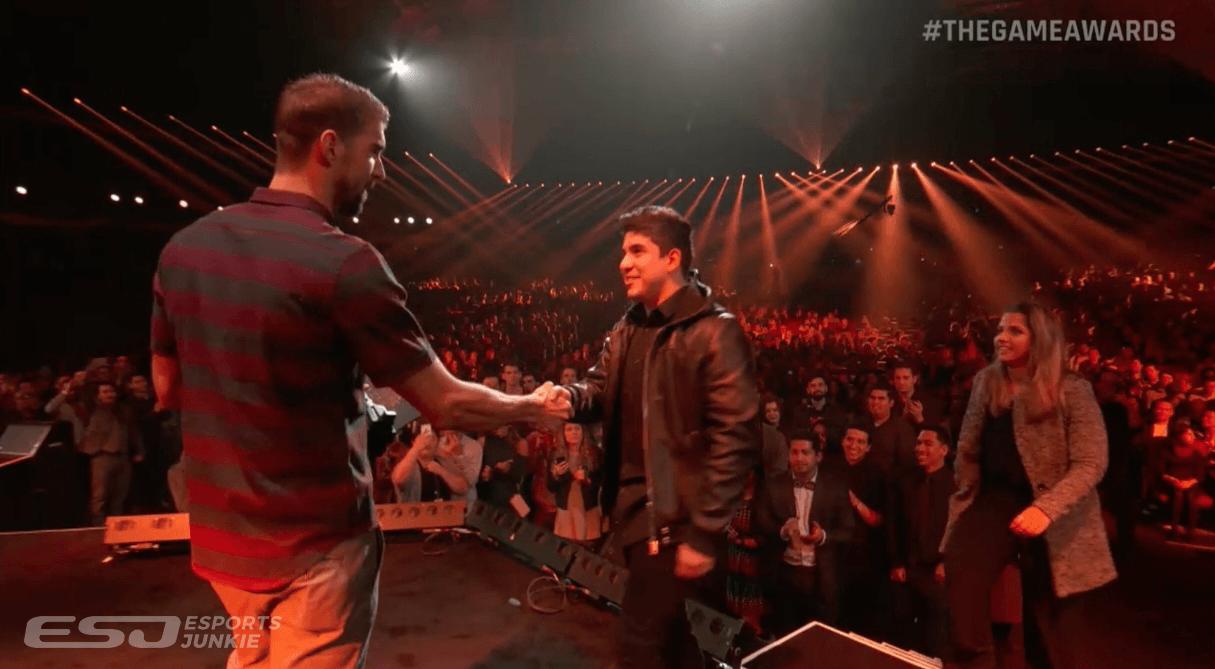 Coldzera wins eSports player of the year award
