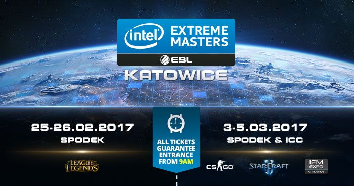 SK and Astralis invited to IEM Katowice 2017