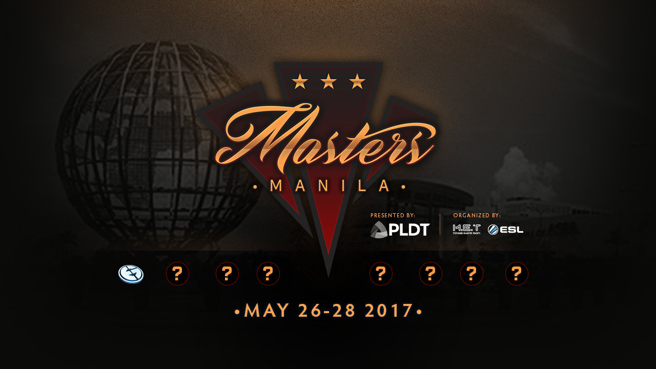 ESL announce Manila Masters in partnership with Mineski Events