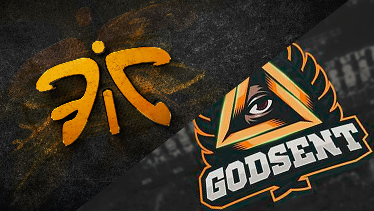 Possible shuffle brewing between Godsent and fnatic
