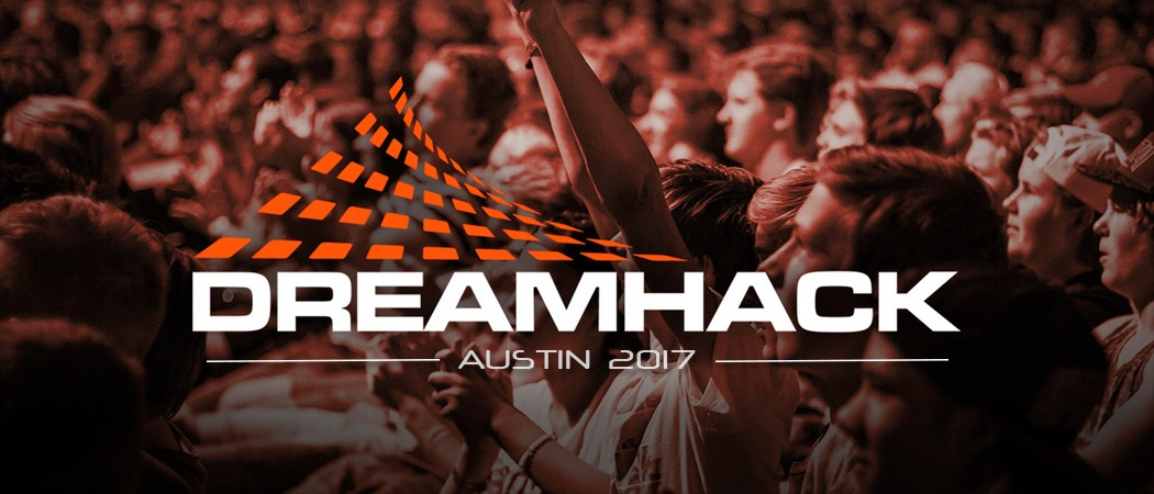 Immortals invited to Dreamhack Austin 2017