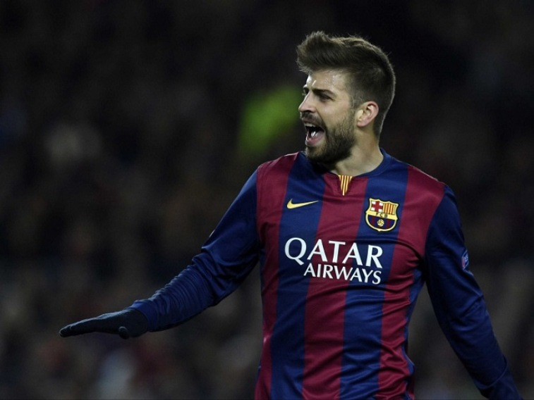 Gerard Pique of Barcelona to launch a huge esports Project