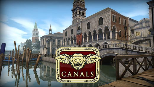 Valve adds De_Canal as a new map