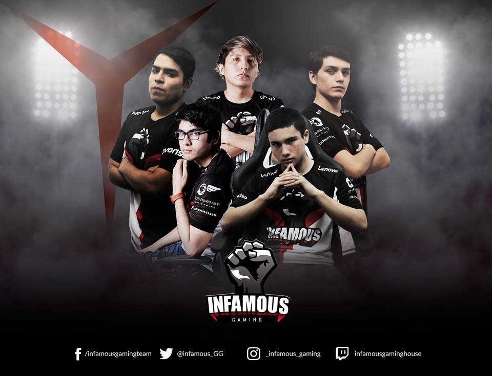 Infamous Gaming add Timado