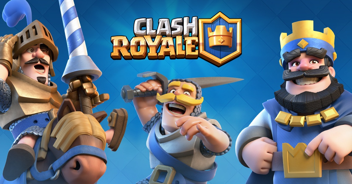 Latest Clash Royale update highlights new mode, matchmaking changes, party button, etc