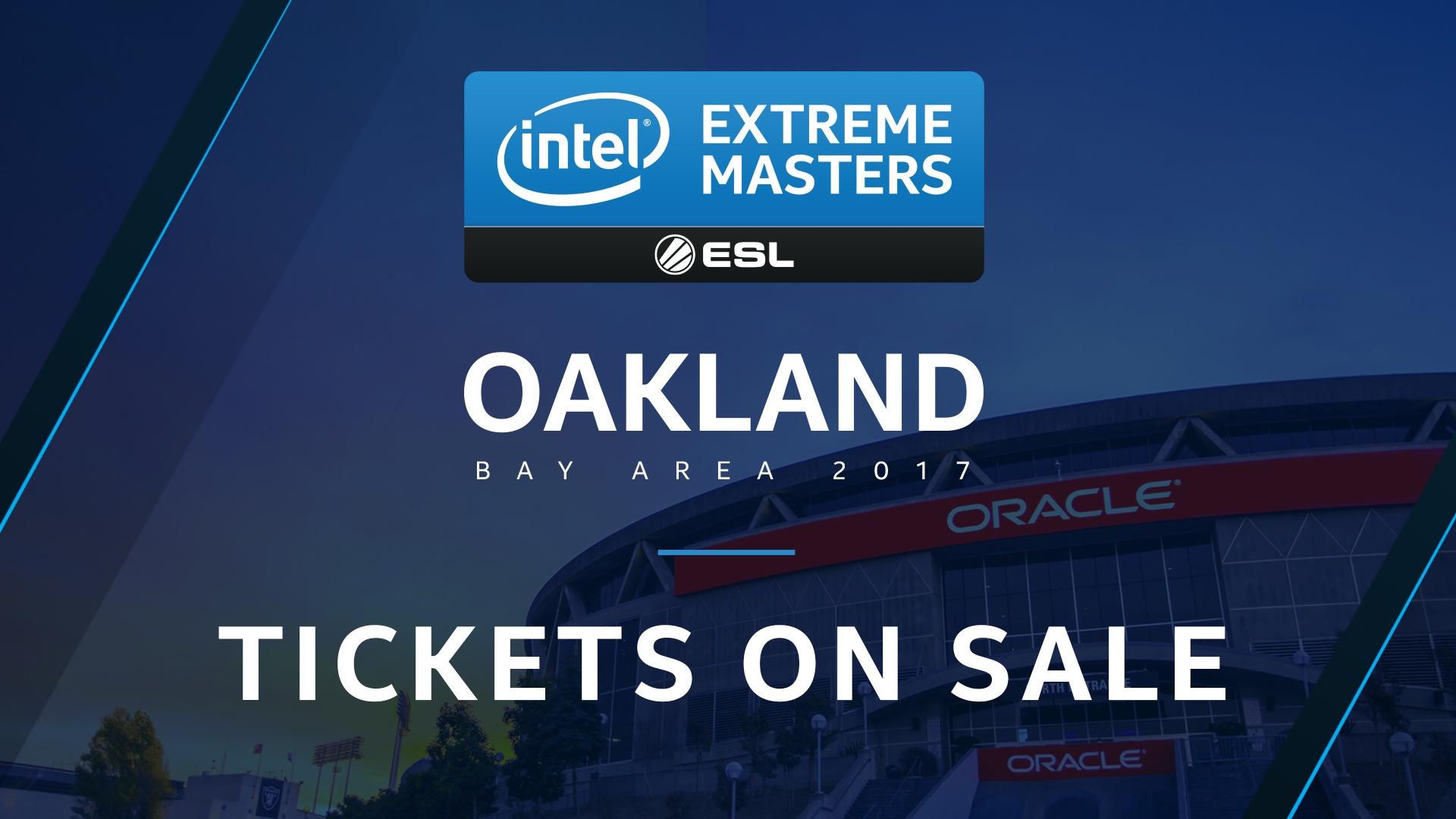 ESL adds IEM Oakland Invite spot