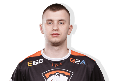 Virtus Pro officially parts ways with Byali.