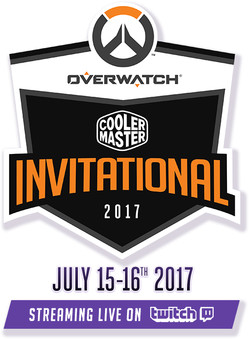 Overwatch Cooler Master Invitational announced with a $40,000 prize pool