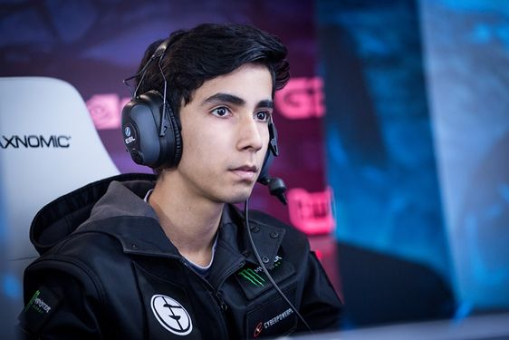 Dota 2's SumaiL joins Team OG