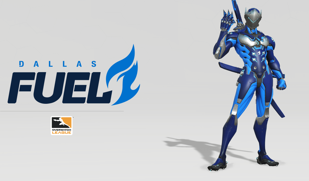 Dallas Fuel sign rCk to their Overwatch League roster.