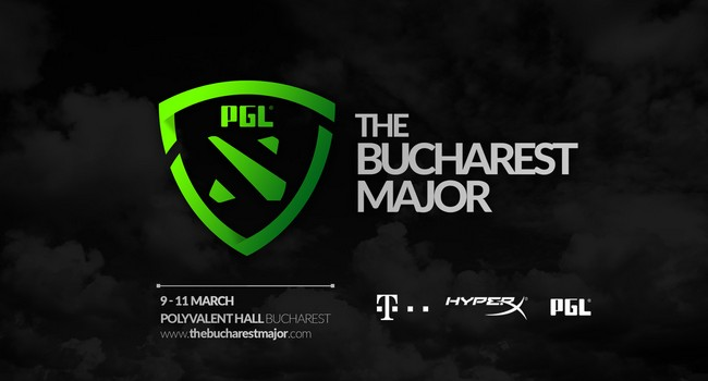 Bucharest Major announced with invited teams