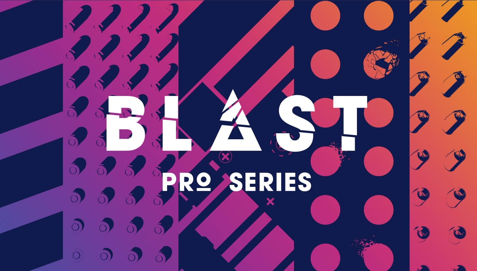 Blast Pro Series talent lineup revealed; Four new tournaments announced.