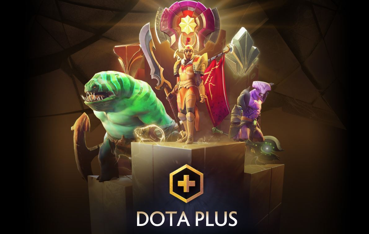 New Dota 2 Update adds features to Dota Plus as well as 'TheFatRat Music Pack' in the shop