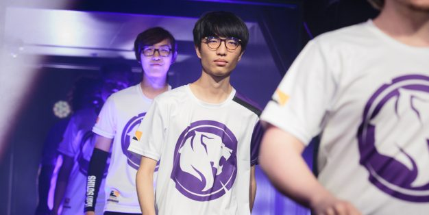 Los Angeles Gladiators Fissure unhappy with the players on the team