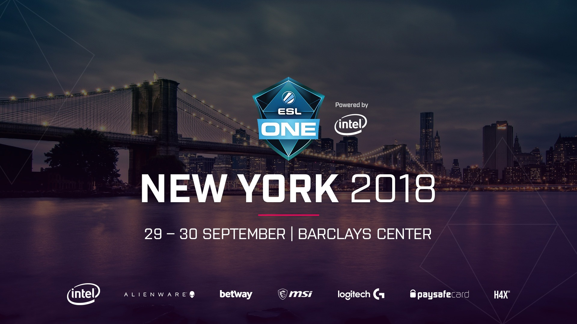 Mousesports win ESL One New York 2018
