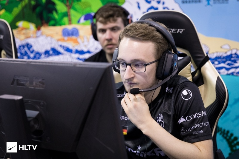 Luckerr joins Fnatic Academy CSGO team