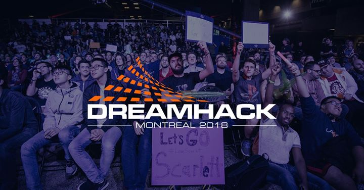 Team Imperial invited to Dreamhack Montreal 2018