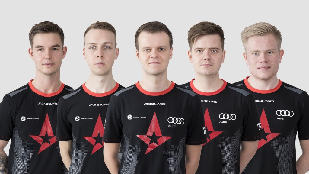 Astralis win FaceIT London Major 2018