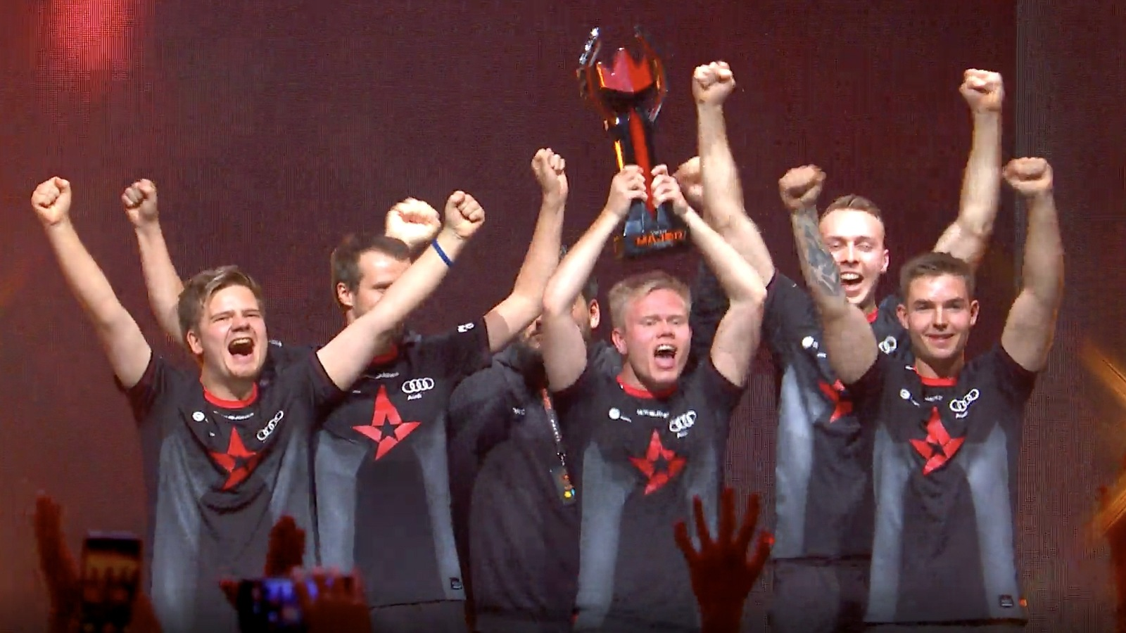 Astralis to pass on EPICENTER, dev1ce comments on the state of CS:GO