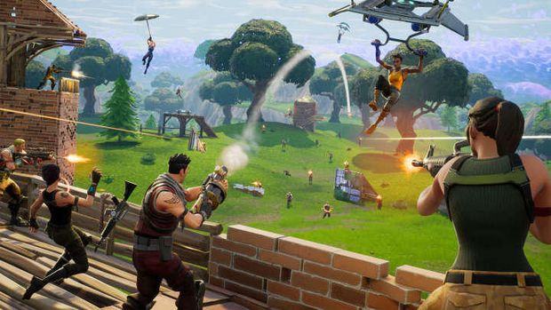 Fortnite is now 2 years old, today