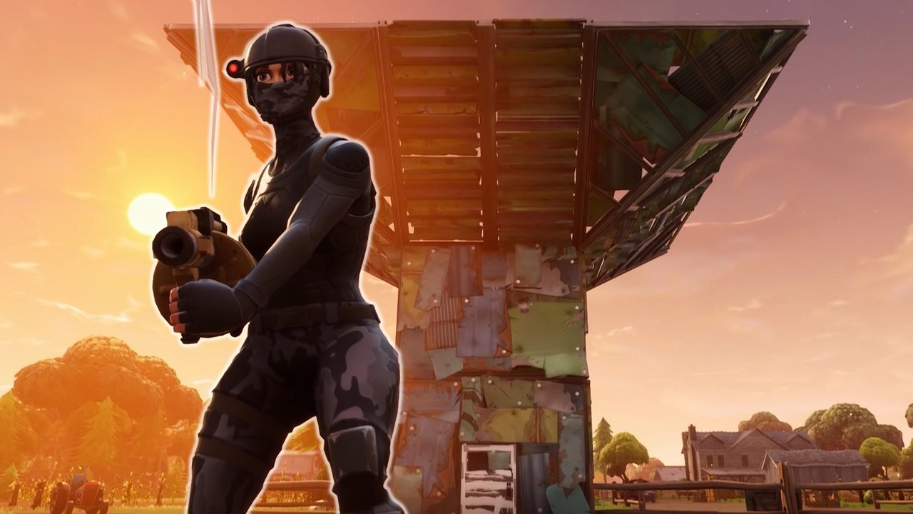 Fortnite to add a new Legendary item : Port-A-Fortress
