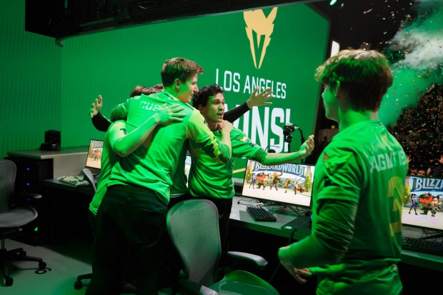 Los Angeles Valiant part ways with multiple members, Boston Uprising signs Gunba as Assistant coach.