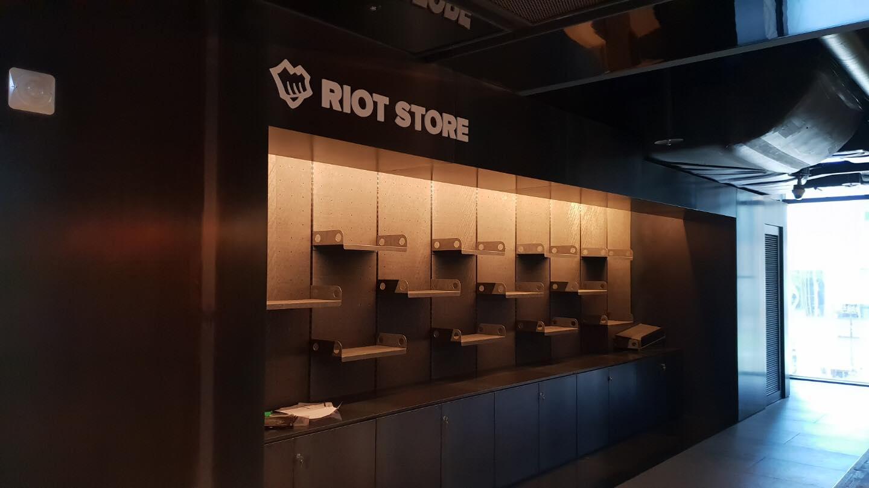 Riot unveils a new Korean League of Legends Stadium :
