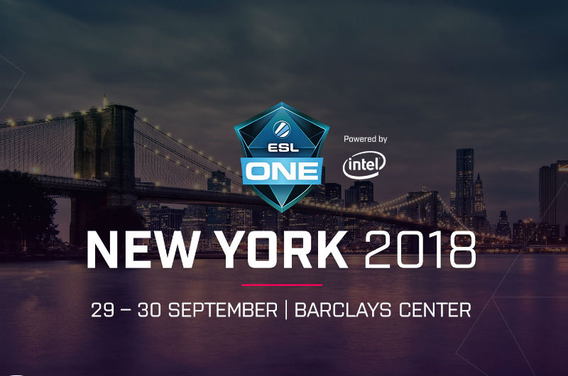ESL One: New York Day 1 and 2 recap