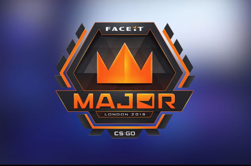 FACEIT Major 2018 Main Qualifier London To Start on 5 September