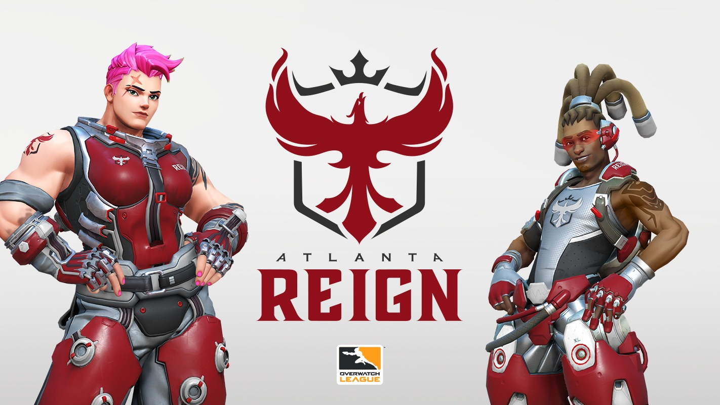 Atlanta Reign announces details of their Home Games for OWL Season 2.