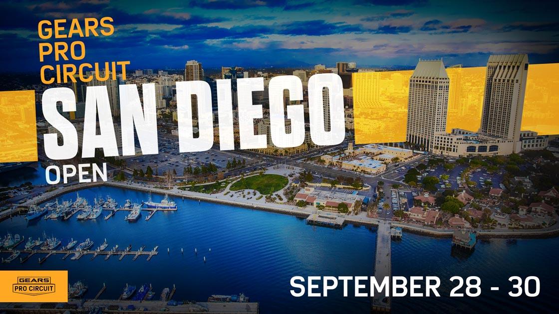 Optic Gaming win Gears Pro Circuit : San Diego Open